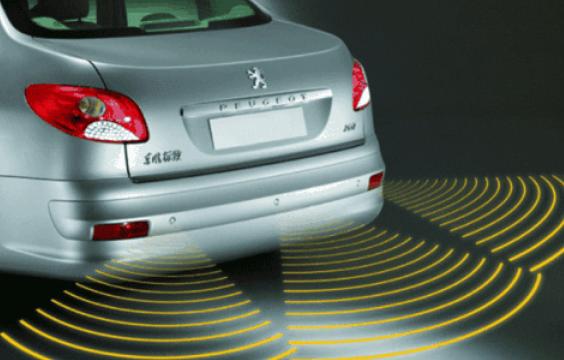 倒车雷达的工作原理是什么?