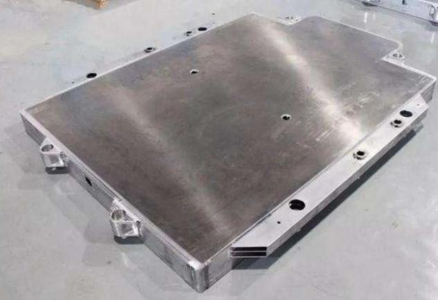电池铝托盘在新能源汽车中的应用