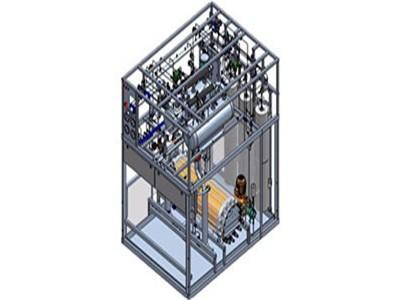 水电解电极制氢系统